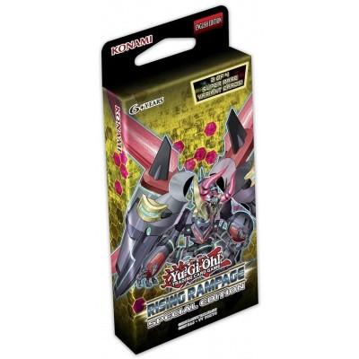 TCG Yu-Gi-Oh! Rising Rampage Special Edition YU-GI-OH