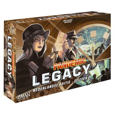 Pandemic Legacy Seizoen 0 - NL Editie BORDSPELLEN