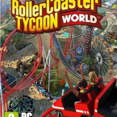 Foto van Rollercoaster Tycoon World PC