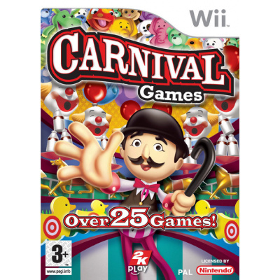 Carnival Kermis Games WII