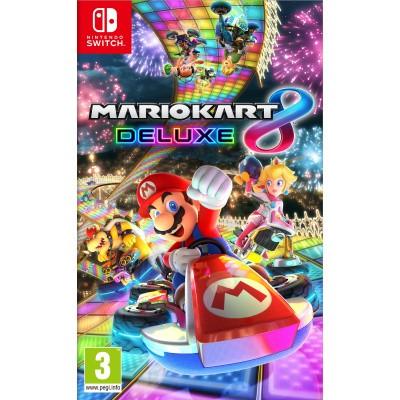 Foto van Mario Kart 8 Deluxe