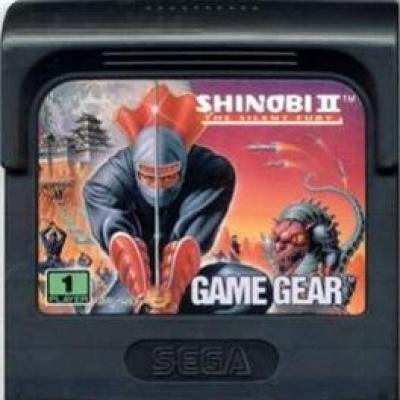 shinobi 2 (Losse Cartridge) Game Gear