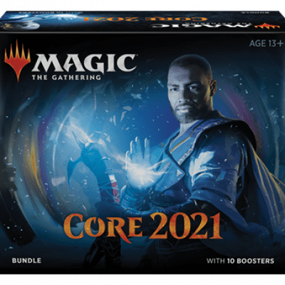 TCG Magic The Gathering Core 2021 Bundle MAGIC THE GATHERING