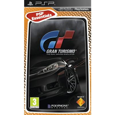 Foto van Gran Turismo (Essentials) PSP