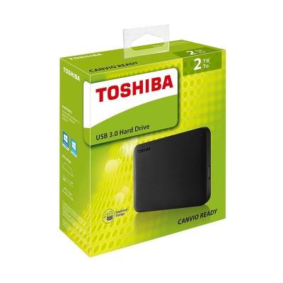 Foto van Toshiba Usb 3.0 Hard Drive 2TB