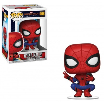 Pop! Marvel: Far from Home - Hero Suit Spider-Man FUNKO