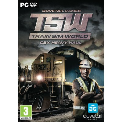 Foto van Train Sim World: Csx Heavy Haul PC