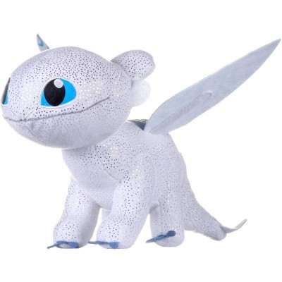 How To Train Your Dragon - Light Fury Pluche 40cm PLUCHES