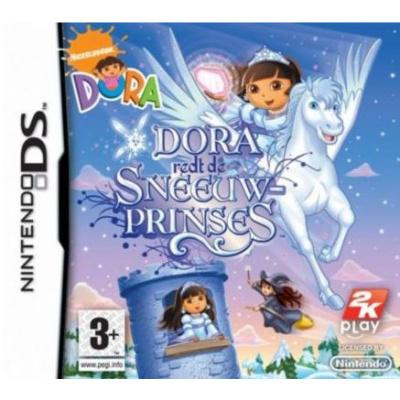 Dora Redt De Sneeuwprinses NDS