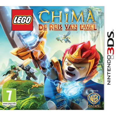 Lego Chima Laval's Journey 3DS