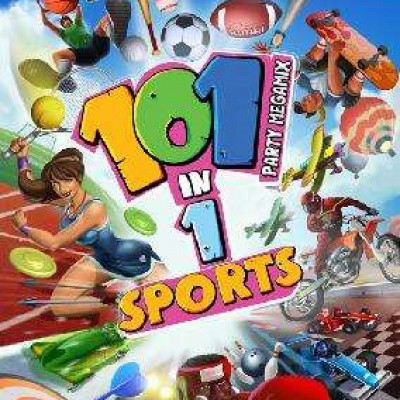 101 In 1 Party Megamix Sports WII