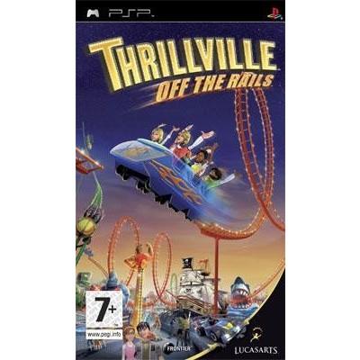 Thrillville Off The Rails PSP