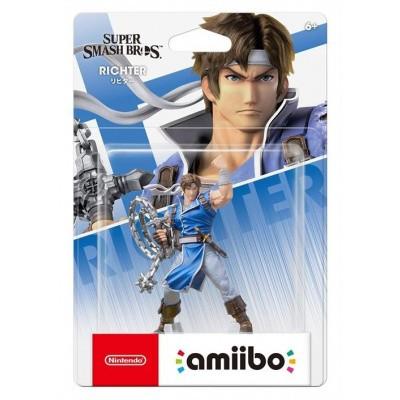 Amiibo Richter Belmont (Super Smash Bros. Coll.) AMIIBO