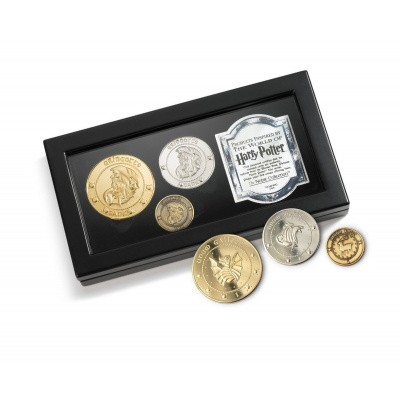 Harry Potter: The Gringotts Bank Coin Collection