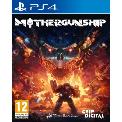 Foto van MOTHERGUNSHIP PS4