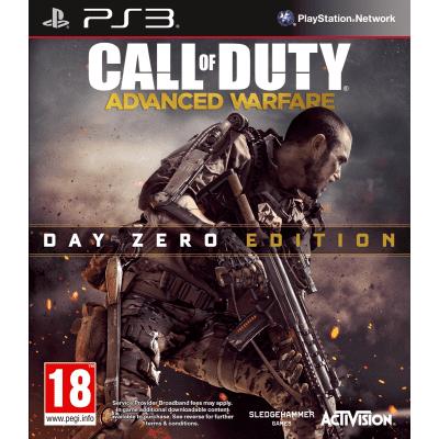 Call Of Duty Advanced Warfare Day Zero Edition PS3