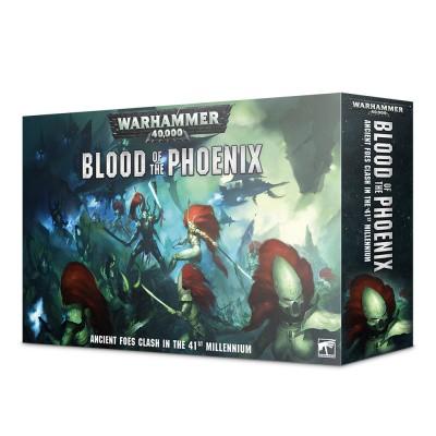 Foto van Blood Of The Phoenix WARHAMMER 40K
