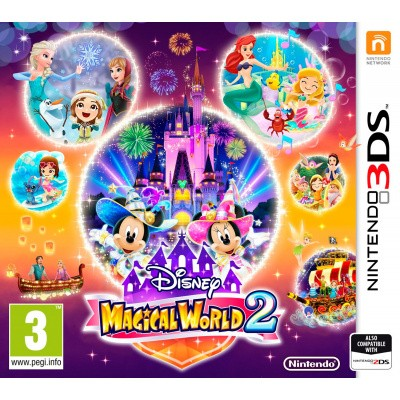 Foto van Disney Magical World 2 3DS