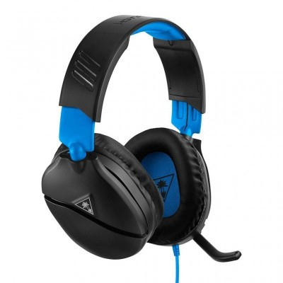 Turtle Beach Ear Force Recon 70 Wired Gaming Headset (Black) PS4