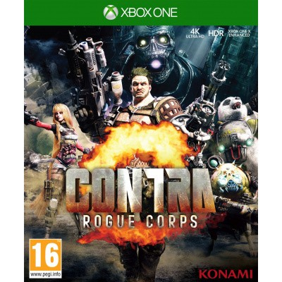 Contra: Rogue Corps XBOX ONE