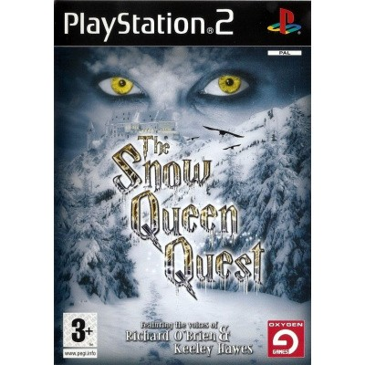 Foto van The Snow Queen Quest PS2