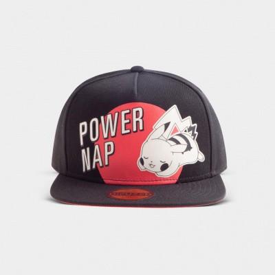 Pokémon - Power Nap Pikachu Snapback MERCHANDISE