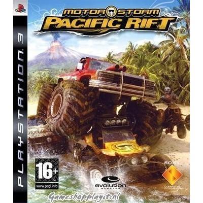 Motor Storm Pacific Rift PS3