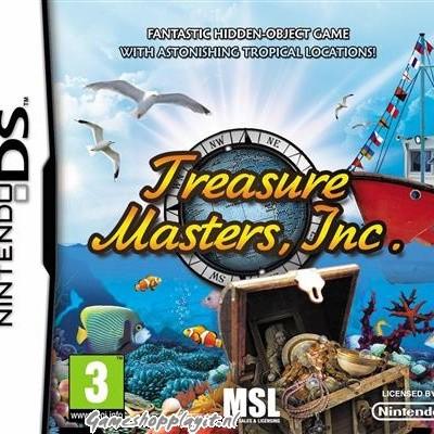 Foto van Treasure Master NDS