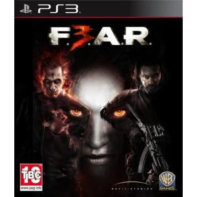 F.E.A.R. 3 PS3