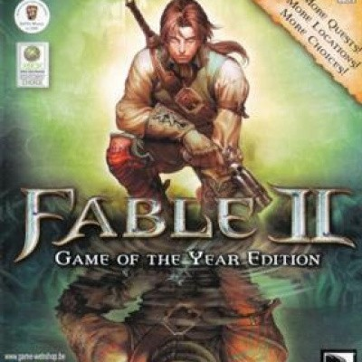 Fable II Game Of The Year Edition XBOX 360
