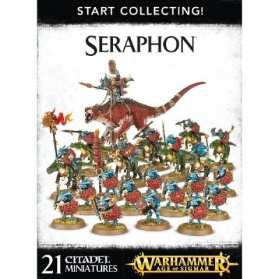Foto van Start Collecting! Seraphon Warhammer Age of Sigmar
