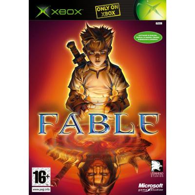 Foto van Fable XBOX