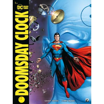 DC: Doomsday Clock 1 (NL-editie) COMICS