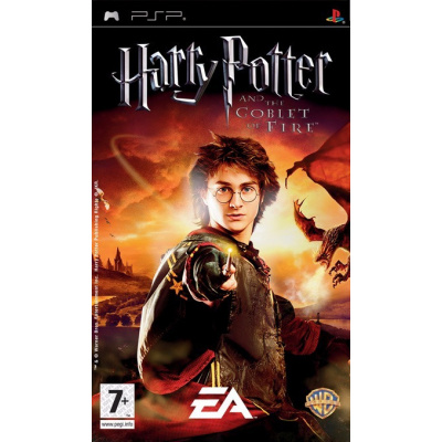 Harry Potter En De Vuurbeker PSP