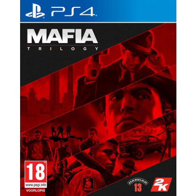 Foto van Mafia Trilogy PS4