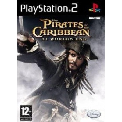 Pirates Of The Caribbean: At World' PS2