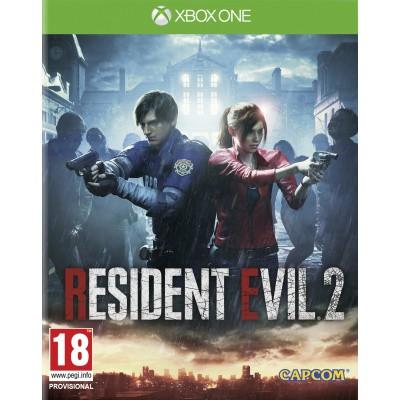 Foto van Resident Evil 2