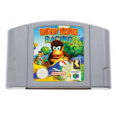Foto van Diddy Kong Racing (Cartridge Only) N64