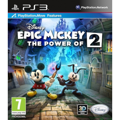 Epic Mickey 2 The Power Of Two PS3