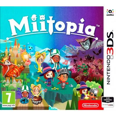 Foto van Miitopia 3DS