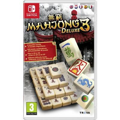 Foto van Mahjong Deluxe 3 SWITCH