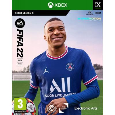 Foto van Fifa 22 XBOX SERIES X
