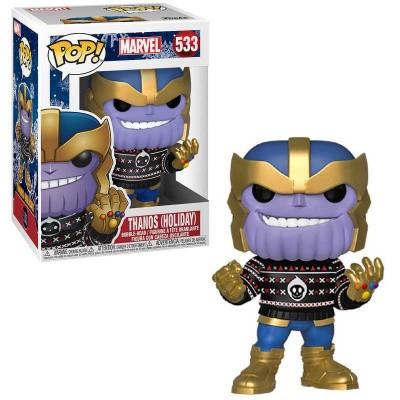 Foto van Pop! Marvel: Thanos (Holiday) FUNKO