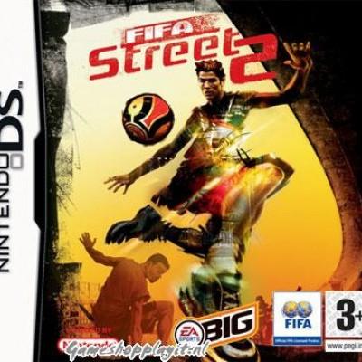 Fifa Street 2 NDS