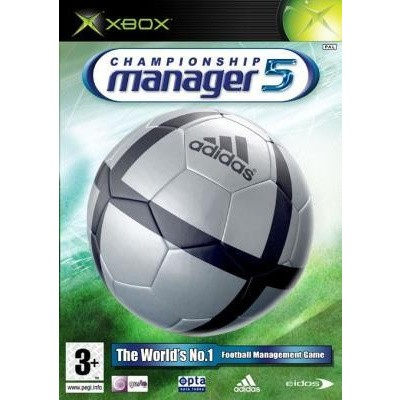 Foto van Championship Manager 5 XBOX