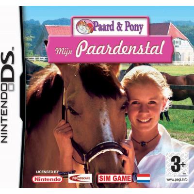 Paard & Pony Mijn Paardenstal NDS