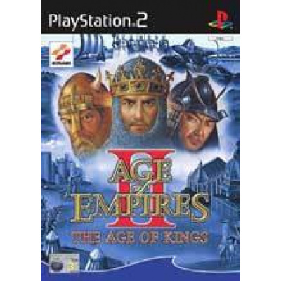 Age Of Empires 2: The Age Of Kings PS2