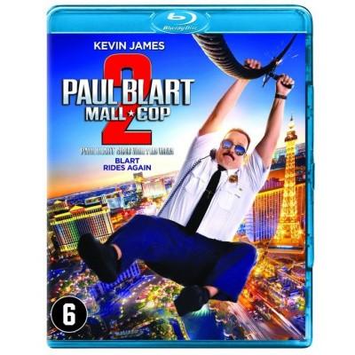Foto van Paul Blart - Mall Cop 2 BLU-RAY