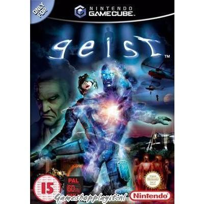 Foto van Geist Nintendo GameCube