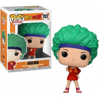 Pop! Animation: Dragon Ball Z - Bulma FUNKO